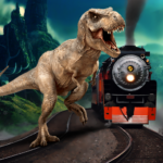 Train Simulator – Dino Park  (Mod)