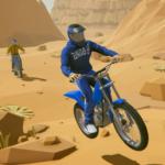 Tricky Bike Stunt Racing Games 2021-Free Bike Game  (Mod)