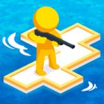 War of Rafts Crazy Sea Battle  0.25.3 (Mod)