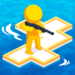 War of Rafts: Crazy Sea Battle  (Mod)