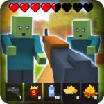 Zombie Craft Survival 3D: Free Shooting Game  (Mod)