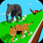 Animal Transform Race – Epic Race 3D  (Mod)