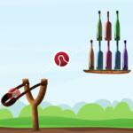 Bottle Shooting Game  (Mod)