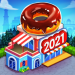 Cooking Corner Chef Food Fever Cooking Games  2.1 (Mod)