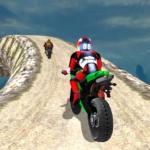 Hill Top Bike Racing  (Mod)
