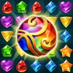 Jewels Atlantis: Match-3 Puzzle matching game  12 (Mod)