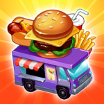 Kitchen Scramble Cooking Game  9.7.19 (Mod)