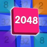 Merge block-2048 block puzzle game  (Mod)