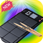 Real Electro Drum Pad – Hip Hop Electro Music Drum  (Mod)
