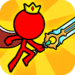 Red Stickman : Animation vs Stickman Fighting  (Mod)