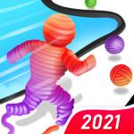 Rope-Man Run  0.9 (Mod)