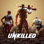 UNKILLED – Zombie Games FPS  (Mod)