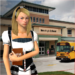 Virtual School Girl Simulator: High School Game  (Mod)