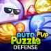Auto Puzzle Defense : PVP Match 3 Random Defense  (Mod)