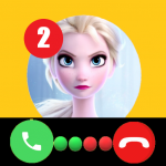 Call Elssa Chat + video call (Simulation)  14.0 (Mod)