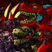 Dino Robot Battle Field – Armoured Dinosaurs War  (Mod)