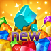 Jewels fantasy:  Easy and funny puzzle game  (Mod)