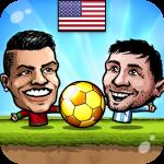 ⚽Puppet Soccer 2014 – Big Head Football 🏆  3.1.6 (Mod)
