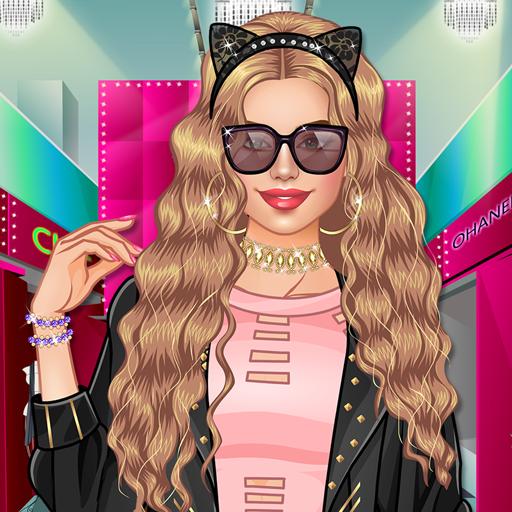 Rich Girl Crazy Shopping – Fashion Game  (Mod)