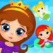 Shift Princess: fairy car games. Drive ahead race!  (Mod)