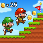 Super Billy's World: Jump & Run Adventure Game  (Mod)
