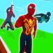 Superhero Transform Race Game  (Mod)