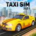Taxi Simulator : Modern Taxi Games 2021  (Mod)