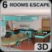 3D Escape Games-Puzzle Kitchen  (Mod)