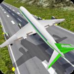 Airplane Fly 3D : Flight Plane  (Mod)