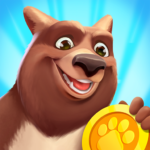 Animal Kingdom Coin Raid  12.6.3 (Mod)