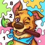 Art Games : Color by number  (Mod)