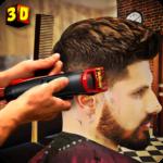 Barber Shop Hair Salon Cut Hair Cutting Games 3D  (Mod)