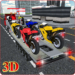 Bike Transport Truck 3D  (Mod)