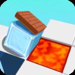 Bloxorz Puzzle:Rolling ice cubes  (Mod)