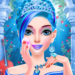 💙👸Blue Princess – Makeup Salon Games For Girls👗  (Mod)