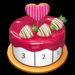 Cake Coloring 3D  (Mod)