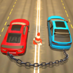 Chained Car Racing Games 3D  (Mod)
