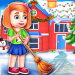 Christmas House Cleaning Game  (Mod)