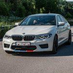 City Racer BMW M5 Parking Area  12r3 (Mod)