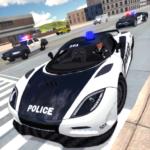 Cop Duty Police Car Simulator  1.80 (Mod)