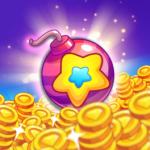 Crystal Crunch: New Match 3 Puzzle   Swap Gems  (Mod)