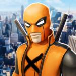 Dead X Hero: Crime City Fighting  (Mod)