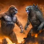 Dinosaur Rampage Attack: King Kong Games 2020  (Mod)