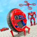 Drone Robot Car Driving – Spider Wheel Robot Game  (Mod)