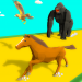 Epic Animal Dash Run 3D: Hop and Smash  (Mod)