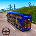 Euro Uphill Bus Simulator : New Bus Game 2021  (Mod)