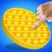 Fidget Cube Pop It 3D Anti stress satisfying Toys  (Mod)