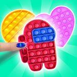 Pop it Fidget Toys 3D  3.0 (Mod)