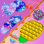 Fidget Trading! Pop it fidget toy 3d ASMR  (Mod)