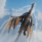 Fire Flying Dragon Simulator Warrior Sky Rider 3D  (Mod)